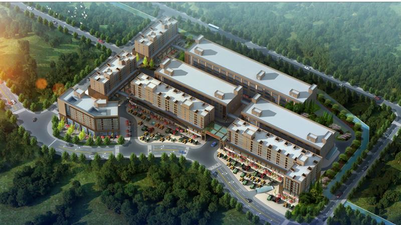 川南粮油交易中心优化升级方案