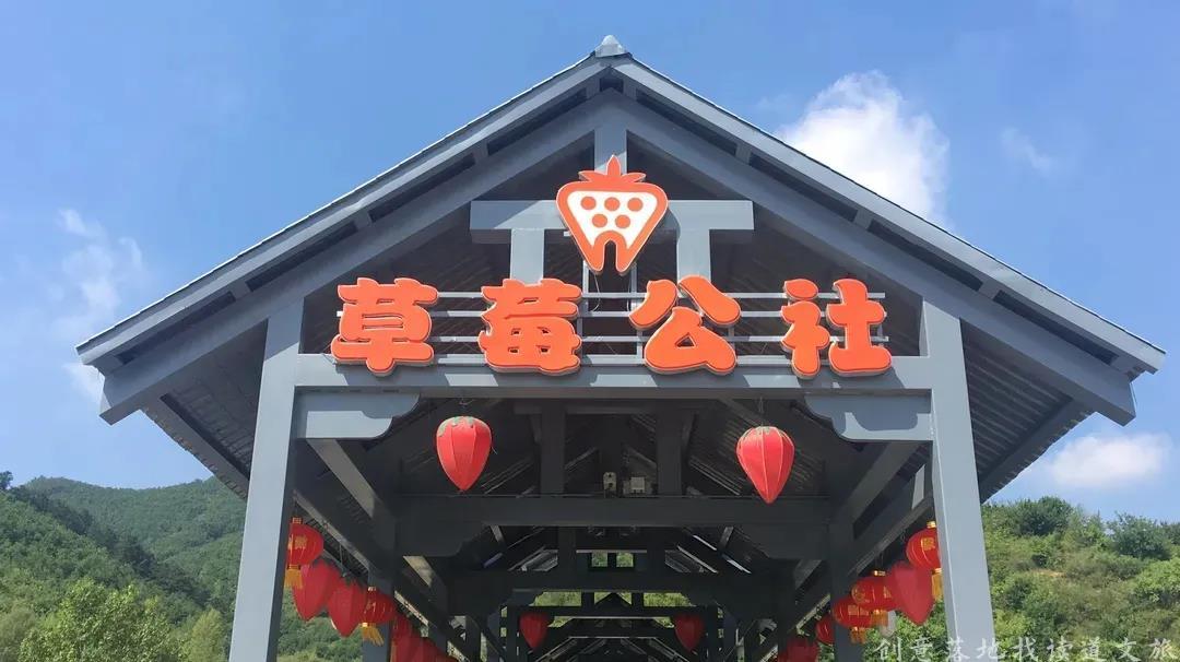 """乡村振兴典型案例——河北隆化  塑造农旅融合新品牌,带动""""小草莓大产业"""""""