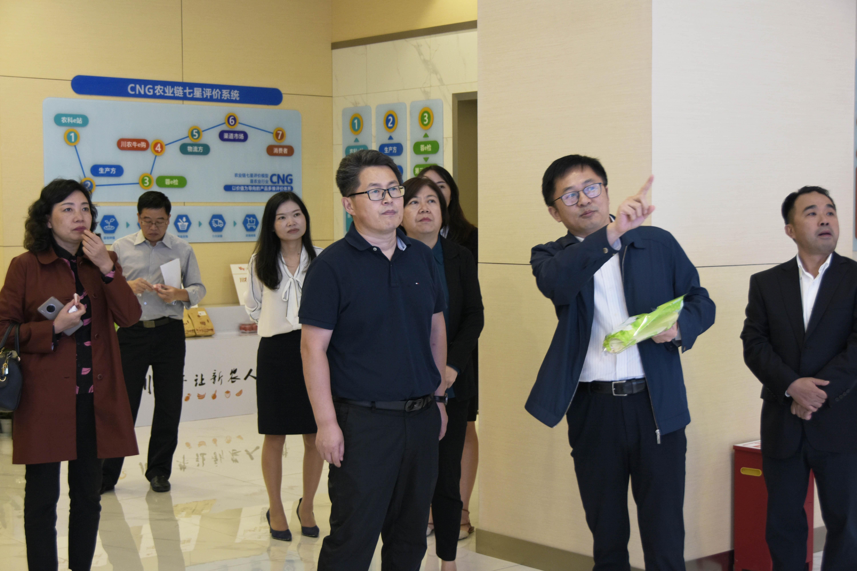科技部黄圣彪副司长莅临产研院调研产学研融合创新